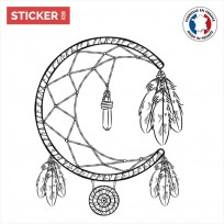 Sticker-Attrape-reve-lunaire